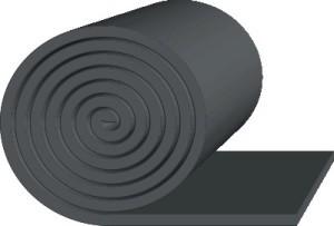 Резина SKIRT 65 -8*100*10000 мм