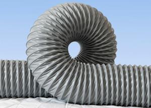 VINI — воздуховод с покрытием из ПВХ