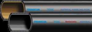 Рукав шламовый Titan 4160 (NR) Ду 80, P-10 Атм, Вакуум 0.09 Атм.