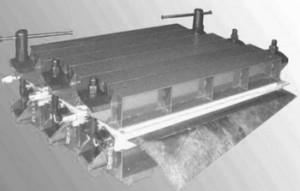Вулканизационный пресс 1200*600 мм