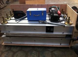 Пресс для стыковки конвейерных лент -1400-1000 мм