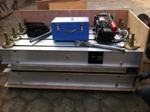 Пресс для стыковки конвейерных лент ZLJ-1400×1000