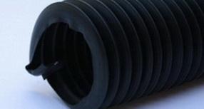 Химически стойкий воздуховод EPDM 0.6 мм Ду 140 мм