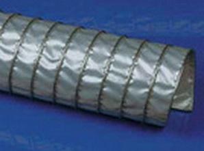 Высокотемпературный воздуховоды Clip Teflon-V.Ду -110 мм, L-6000 мм