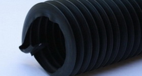 Химически стойкий воздуховод EPDM 0.6 мм Ду 180 мм
