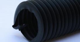 Химически стойкий воздуховод EPDM 0.6 мм Ду 300 мм