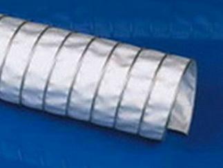 оздуховод температуростойкий Clip SIL — 270°С Ду 130 мм,L-6000 мм.