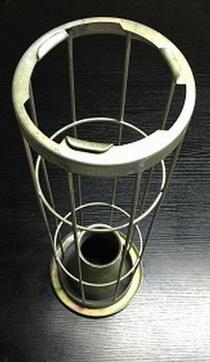 Каркас фильтровальный с трубкой Вентури Ду 155*6500*5*12 прутков