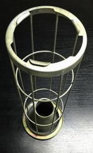 Каркас фильтровальный с трубкой Вентури Ду 157*4450 мм *4*10 прутков (материал нержавеющая сталь AISI 201/)
