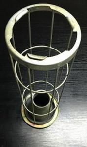 Каркас фильтровальный с трубкой Вентури Ду 158*4000мм *4*12 прутков