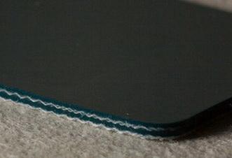 Двухслойная лента ПВХ антистатическая глянцевая , толщиной 2 мм, Рабочая температура °С -15/+80
