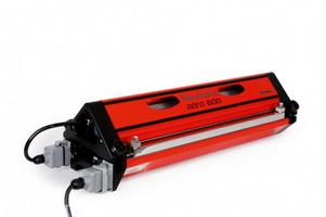 Пресс АERO c воздушным охлажением для склеивания лент из PU,PVC