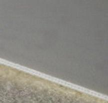 PU лента 1 слой,толщина 0.9 мм, белого цвета