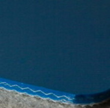 Полиуретановая лента 2 слойная ,толщина 1.2 мм
