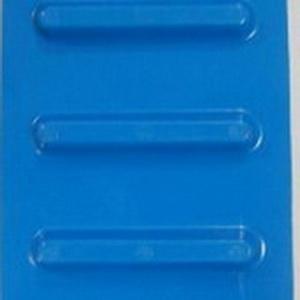 Бескордовая лента 3 мм,твёрдость 55 по Шору,Раб тем -20/+75 °С