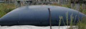 Эластичный резервуар для трансформаторных масел ПЭР-Н-ТМ