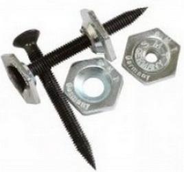 Соединений SMT-KROT 200 штук комплект ,для ленты толщиной 18 мм