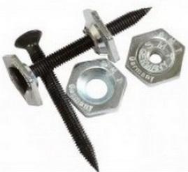 Соединений SMT-KROT 200 штук комплект ,для ленты толщиной 14 мм