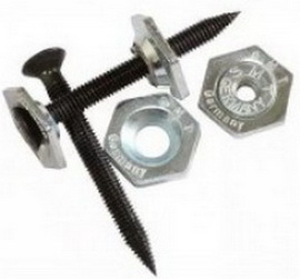 Соединений SMT-KROT 200 штук комплект ,для ленты толщиной 9 мм