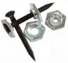 Соединений SMT-KROT 200 штук комплект ,для ленты толщиной 11 мм