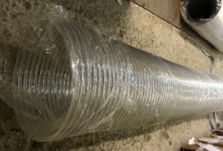 Воздуховод полиуретановый PU 2.0 мм