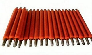 Ролик полиуретановый Ду 160*400 мм