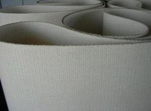 Бесшовная цельнотканная лента материал корда 60% хлопок/ 40% полиэстер толщина 2.2 мм, Рабочая температура 100 °С