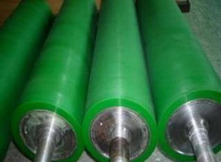 Металлические ролики с полиуретановым покрытием