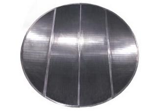 Сито фильтр – чана, Ду-1400 мм,щель 0.8мм, AISI 321
