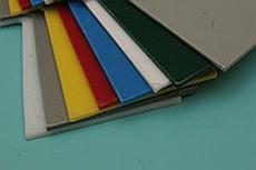 Лист ПП полипропиленовый 2.5*1500*3000 мм цвет серый