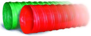 Воздуховод из UP с ПВХ 0.6 мм Ду 50 мм
