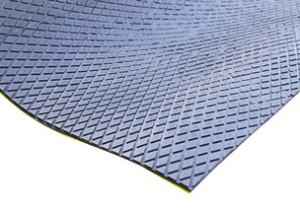 Футеровочная резина Just-Grip 60 MINI 8 x 2000 x 10.000 мм