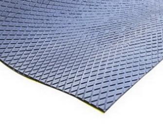 Футеровочная резина Just-Grip 60 MIN ЕСО 8 x 2000 x 10.000 мм