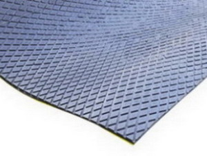 Футеровочная резина Just-Grip 60 MINI 12 x 2000 x 10000 мм.Твердость 60 по Шору А